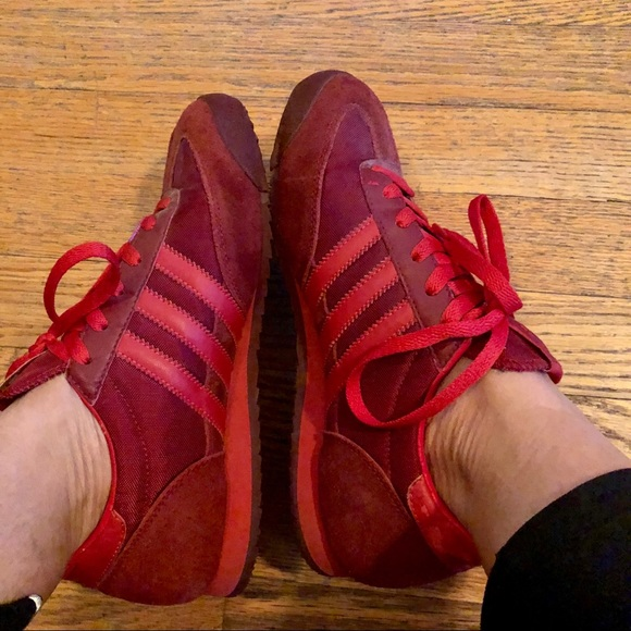 Adidas Dragon Suede Women's Sneakers